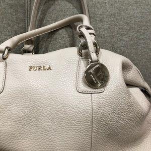 Furla handbag in cream